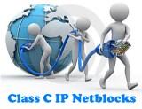 Class C IP Netblocks