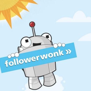 flollower wonk twitter tool